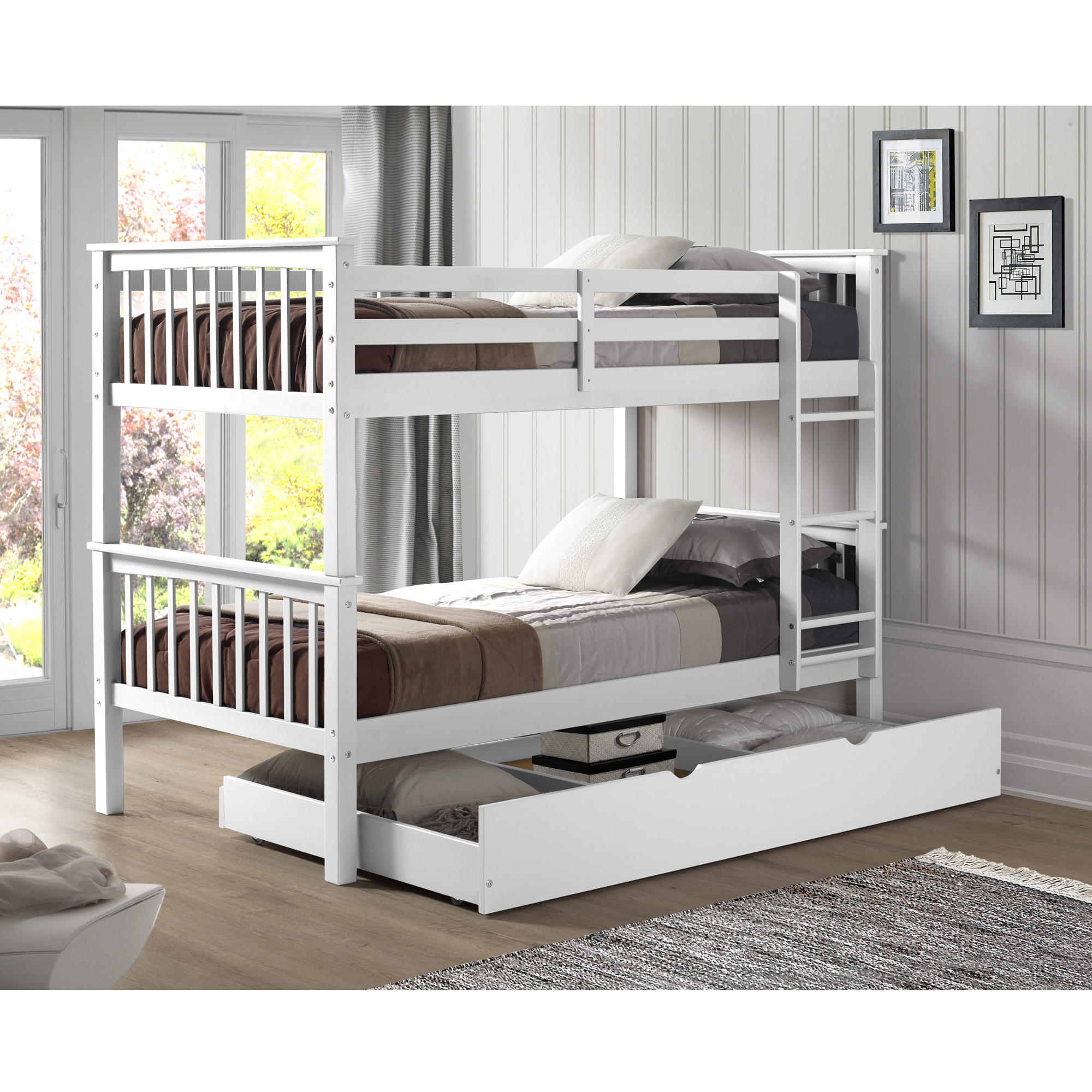 bed size twin beds